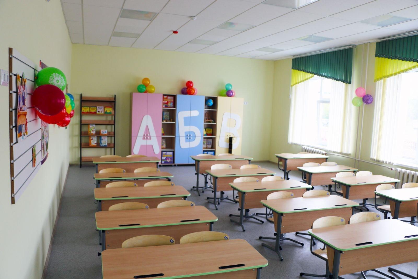 Правила оснащения кабинета начальной школы