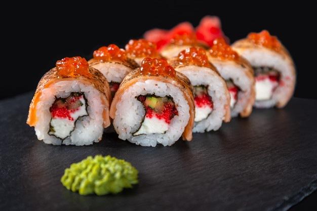 Настоящие японские суши в г. Пермь