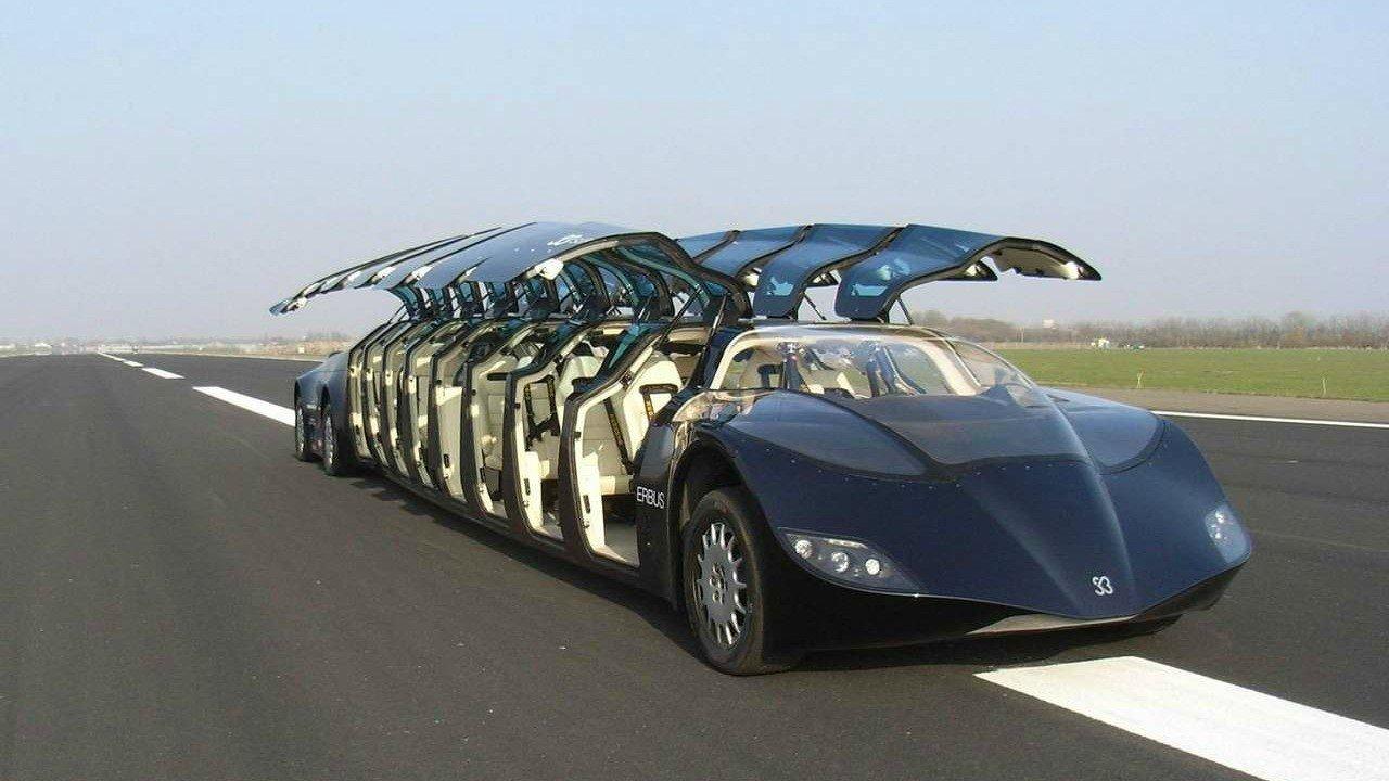 Топ-10 самых дорогих и быстрых автомобилей в мире