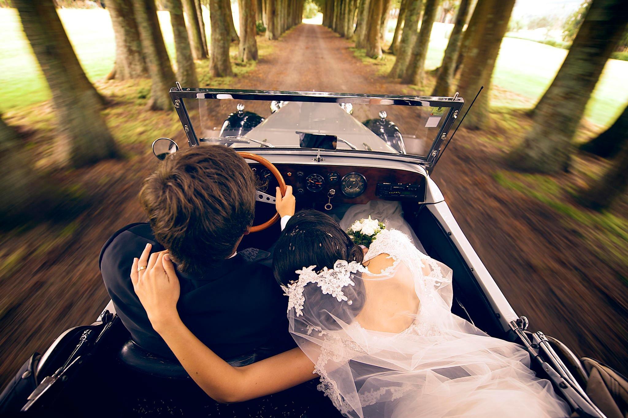 Куда поехать в свадебное путешествия и не пожалеть об этом