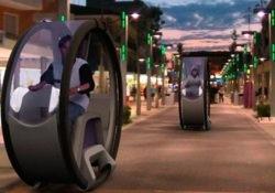 Необычных современных средств передвижения по городу