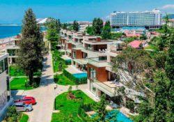 жилищный комплекс Арфа-Парк в Сочи