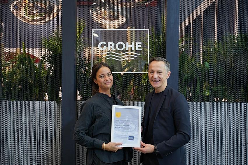 Поддерживая новаторское мышление: Международный фестиваль World Architecture Festival при поддержке GROHE открыл прием заявок на четвертую премию Water Research Prize 2021