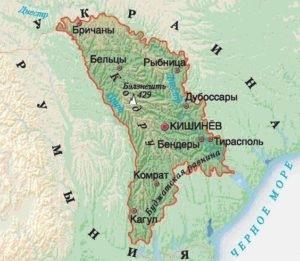 Интересные факты о Молдове