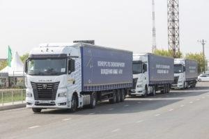 Водитель ГК «CRAFTER» вошел в ТОП-5 водителей по экономичному вождению