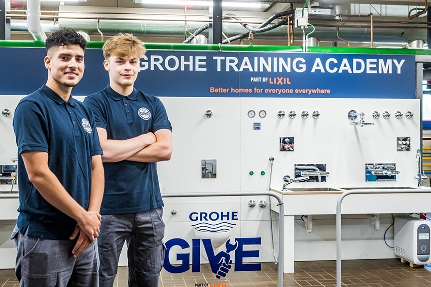 Образовательная программа GROHE GIVE