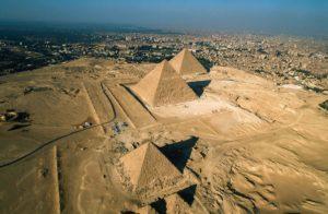 Что скрывают египетские пирамиды