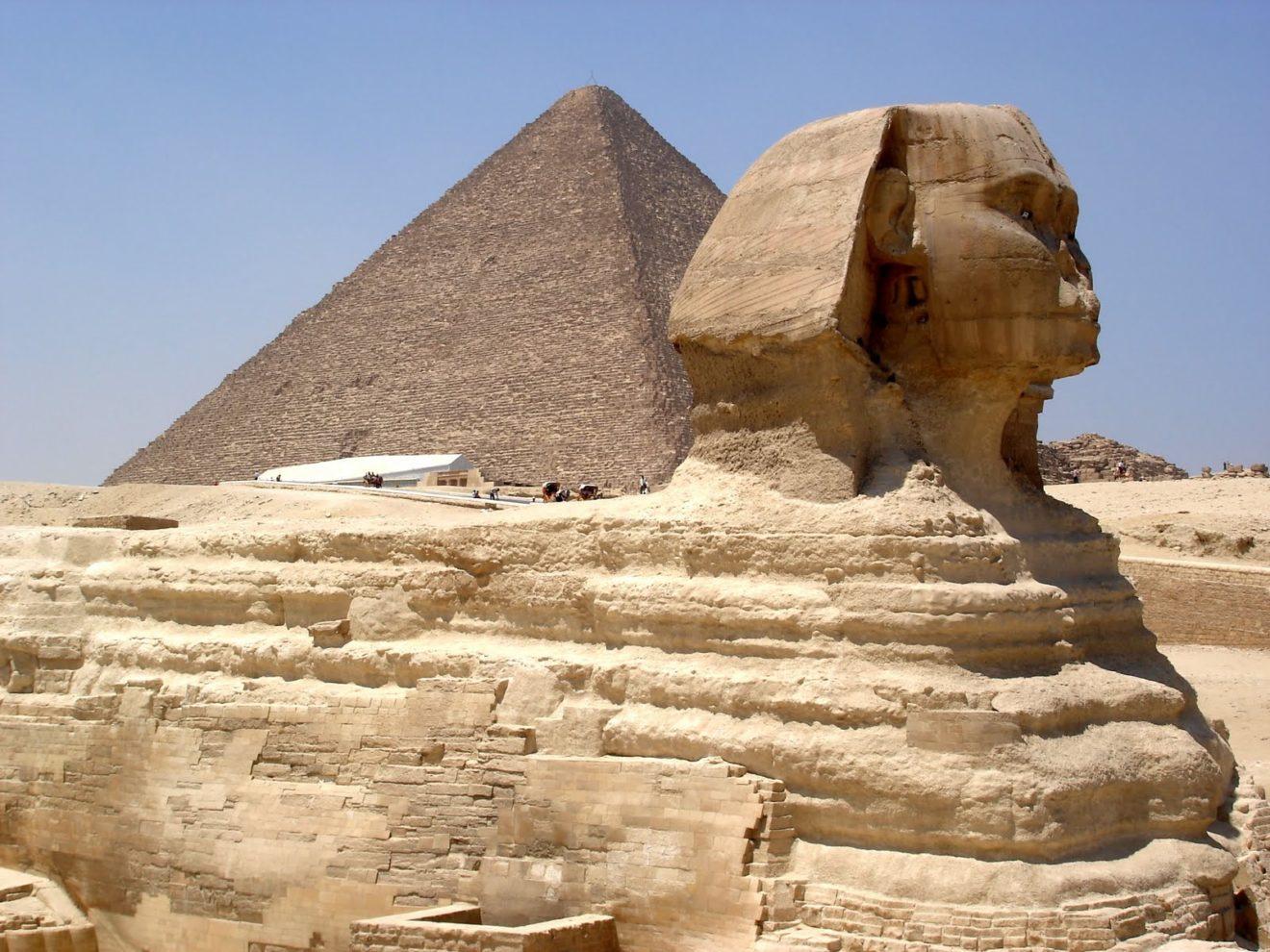 Что скрывают египетские пирамиды?