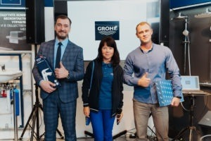 GROHE открывает монобрендовые сервисные центры нового формата