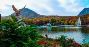 5 лучших мест для отдыха в России осенью