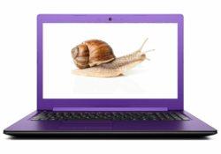 Ноутбук медленно работает (тормозит) как исправить? 1