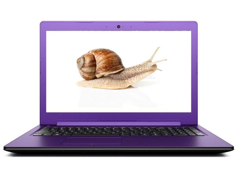 Ноутбук медленно работает (тормозит) как исправить?